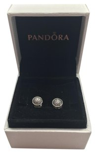 PANDORA Pandora Dazzling droplet earrings in box