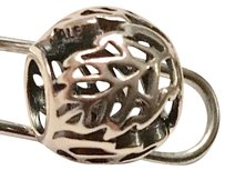 PANDORA Pandora Sterling Silver Autumn Bliss Open Work Leaves. Retired!!!