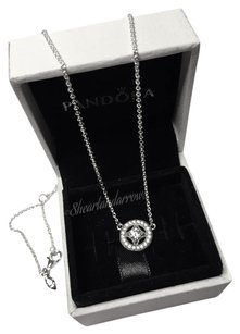 PANDORA Pandora vintage allure necklace in original box