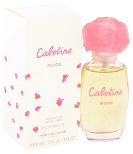 Parfums Gres Cabotine Rose By Parfums Gres Eau De Toilette Spray 1 Oz