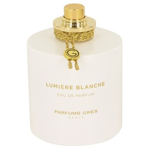 Parfums Gres LUMIERE BLANCHE by PARFUMS GRES ~ Eau de Parfum Spray (TESTER) 3.4 oz
