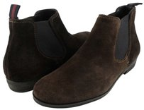 Paul Green Nisha Suede Black/ Brown Boots