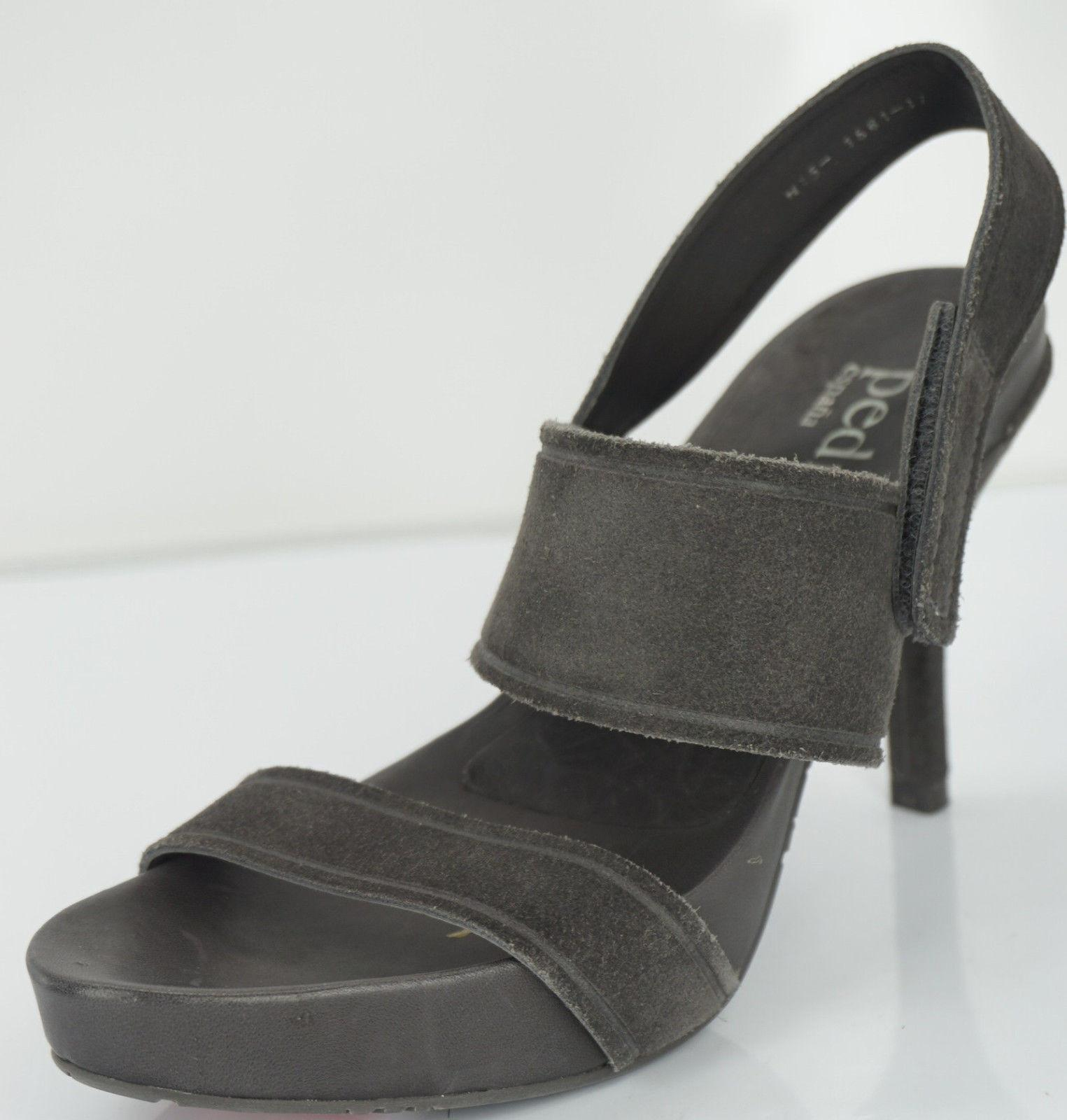 Pedro Garcia Suede Ankle-Strap Sandals discount footlocker pictures clearance fashionable outlet find great limited edition yXKrO