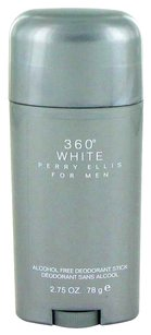 Perry Ellis PERRY ELLIS 360 WHITE by PERRY ELLIS ~ Men's Deodorant Stick 2.5 oz
