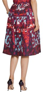 Peter Pilotto Cloque Printed Skirt