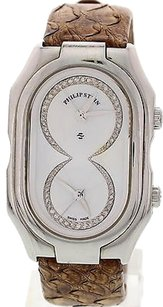 Philip Stein Ladies Philip Stein Prestige Ss Diamond Watch