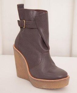 Pierre Hardy Womens Taupe Boots