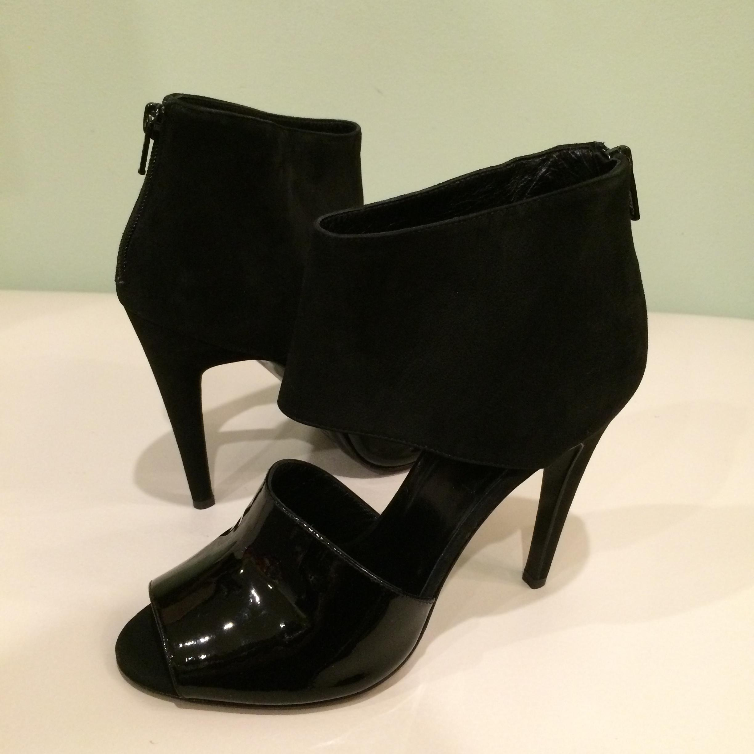 low cost cheap online Pierre Hardy Leather Peep-Toe Ankle Boots buy cheap latest collections clearance wiki cheap sale visit new real cheap price bpZ8ZFeS3