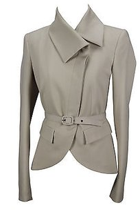 Pinko Good Pinko Womens Suit Beige Virgin Wool - Nbw
