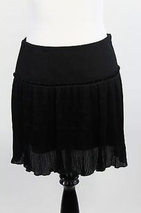 Pinko 11d5tm3498 Black Skirt Nero