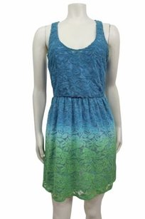 Pins and Needles short dress Ombre Natural on Tradesy