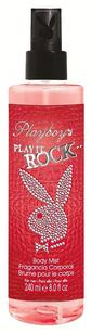 Playboy PLAYBOY PLAY IT ROCK by PLAYBOY Body Mist for Women ~ 8 oz / 240 ml