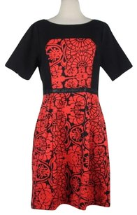 Plenty by Tracy Reese Womens Short Party Sheath Dress