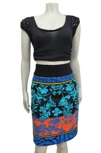 Plenty by Tracy Reese Skirt Multi-Color
