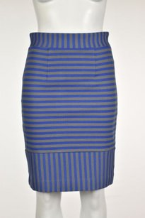 Plenty by Tracy Reese Womens Skirt Blue