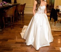 Pnina Tornai Love By Pnina Tornai Wedding Dress