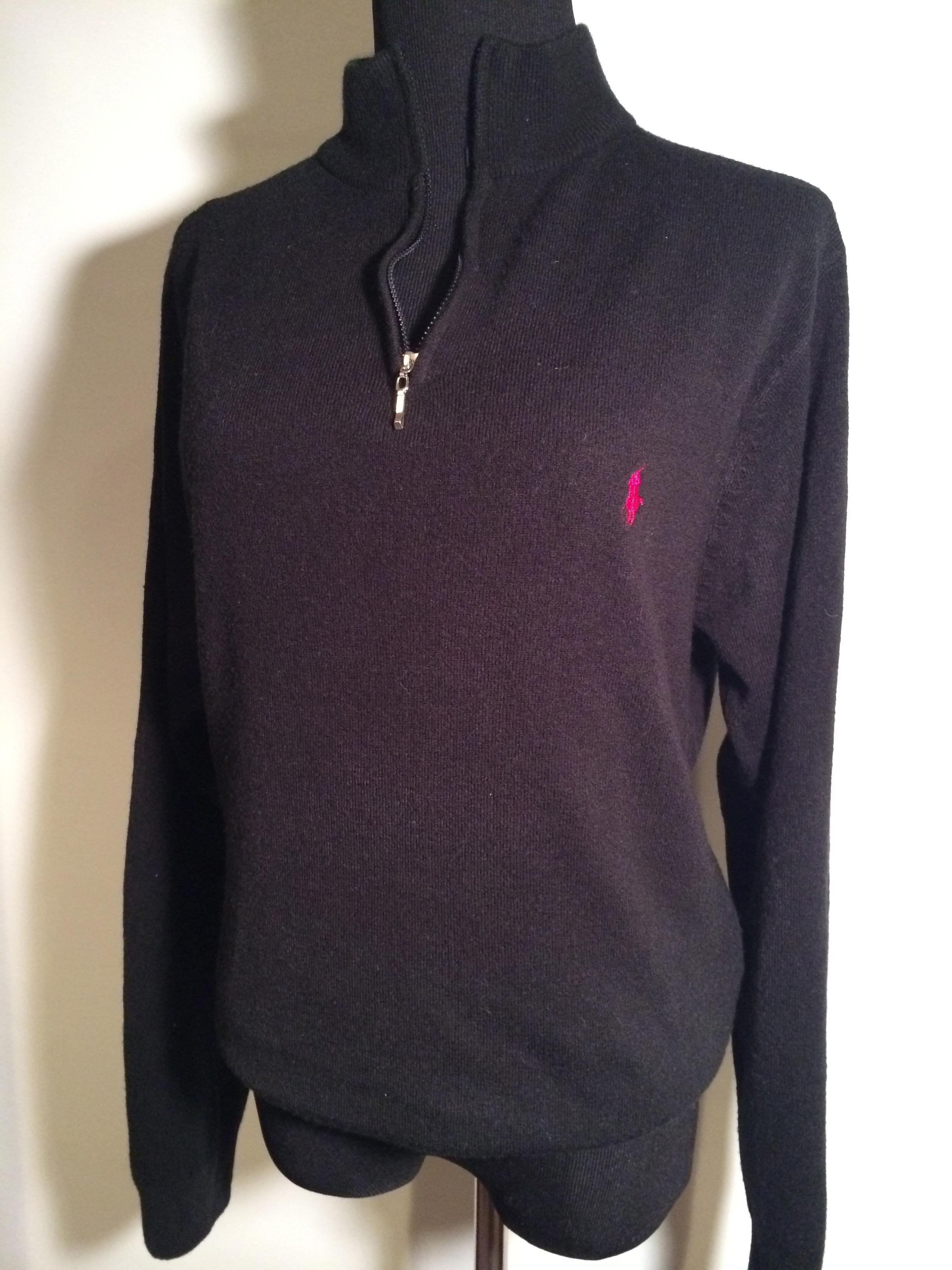 Polo Ralph Lauren Cashmere Sweater. 1234567