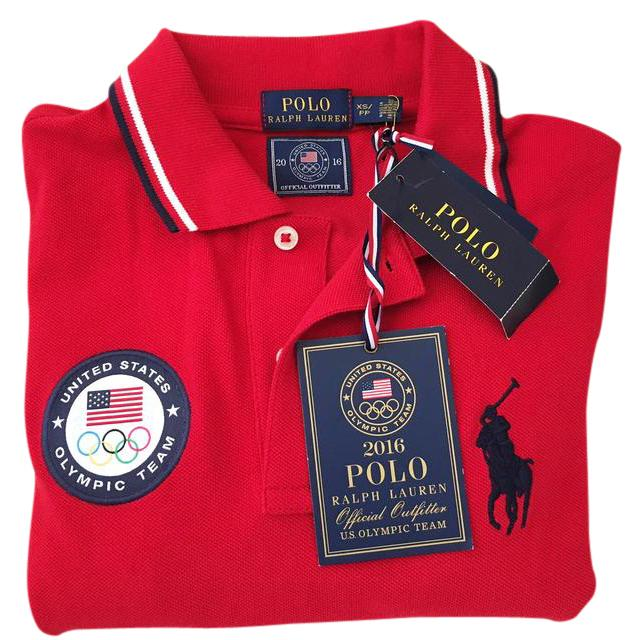 Polo Ralph Lauren T Shirt Red ...