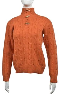 Polo Ralph Lauren Womens Turtleneck Wool Shirt Sweater