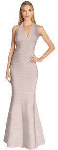 Posh Girl Halter Gown Bandage Dress