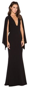 Posh Girl Maxi Cape Bodycon Dress