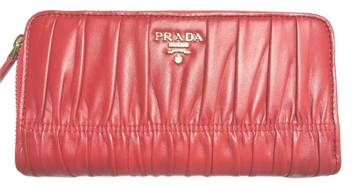 cc781886a7827e ... wholesale prada wallets on sale up to 70 off at tradesy fd525 2f89b