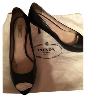 Prada Blac Pumps