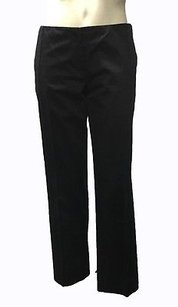 Prada 100 Seam Detail Straight Leg Trouser Hs2389 Pants