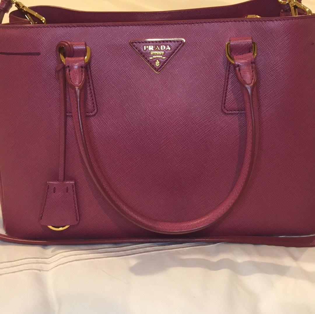 621ed3877da3 promo code for prada totes purple rose 5a367 3059c