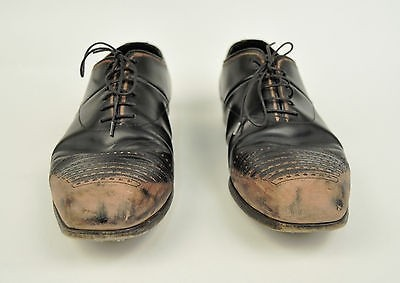 Prada lace up dress shoes