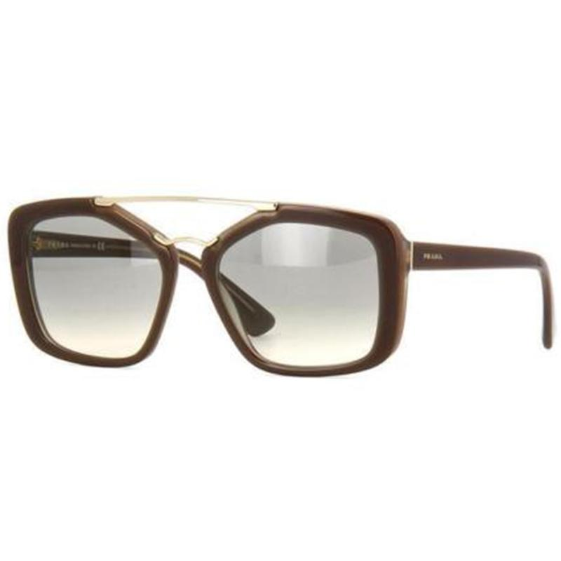 75a339fc3bdb ... best price prada squared womens pr24rs ued3h2 light brown gradient lens  sunglasses 73a01 30711