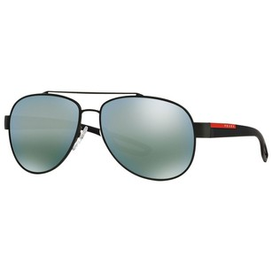 Prada Prada PS55QS-TIG4J2 Linea Rossa Men 59mm Sunglasses NIB