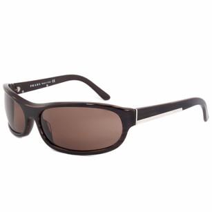 Prada Prada Pr03is 7n68c1 Sunglasses Havana Frame Brown Lens