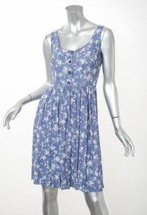 Prada short dress Blue Womens Classic on Tradesy