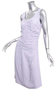 Prada short dress Purple Womens Classic on Tradesy