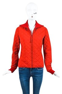 Prada Sport Quilted Red Jacket