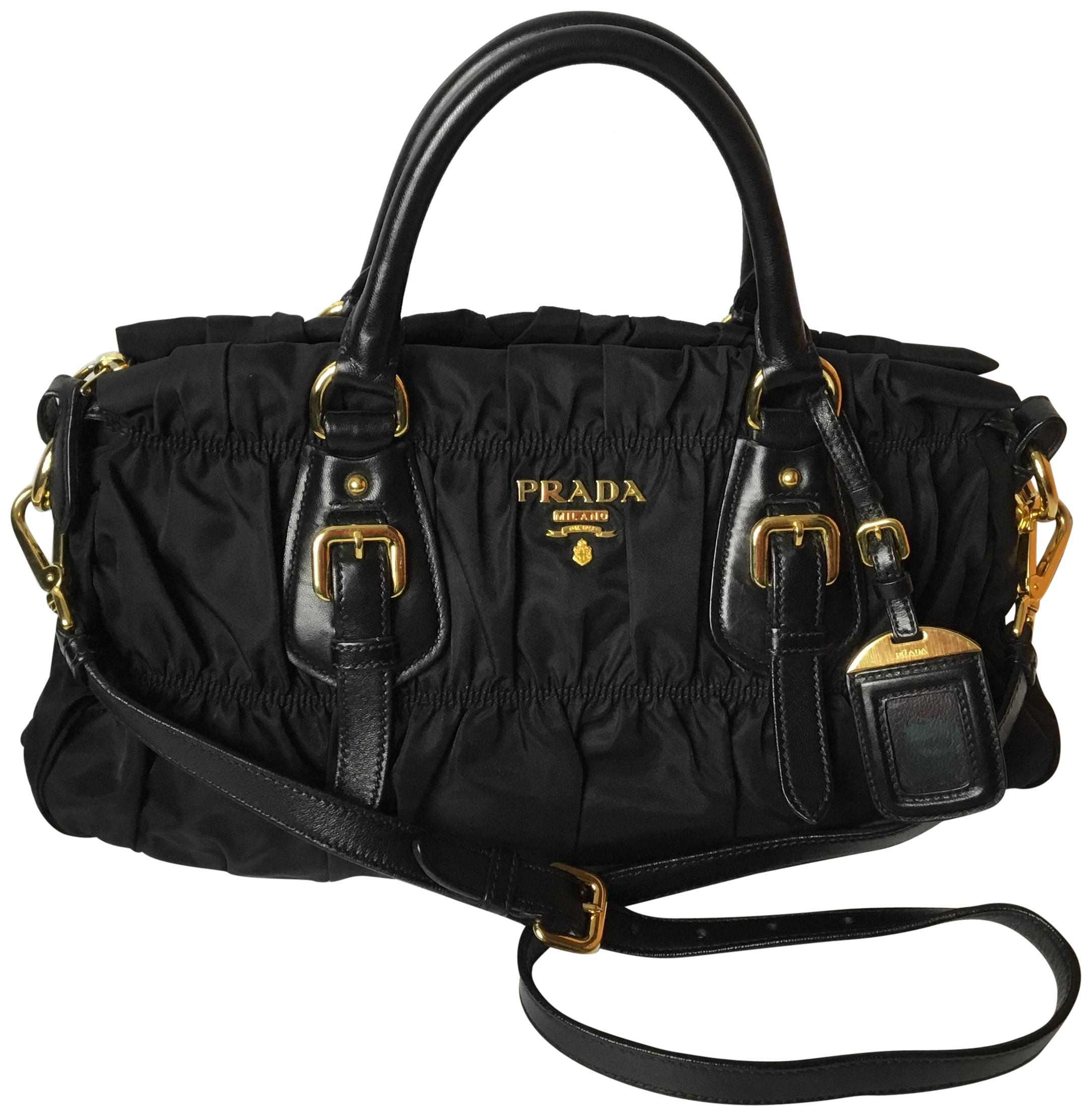 6cd5f2114bd8a5 ... cheap prada tessuto gaufre ner crossbody alma neverfull shoulder bag  23180 a5a2c