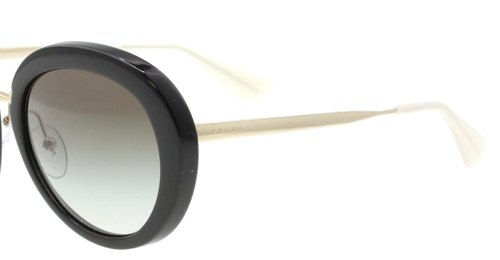 095d2a5cdf ... sweden prada prada sunglasses women spr 16q black 1ab 0a7 55mm italy.  123456 bee75 f7e13