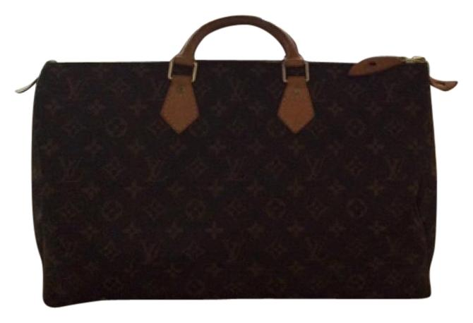 Pre owned Authentic Speedy 40 Louis Vuitton