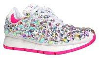 Privileged Back2school Closed-toe Low Runitsilver-7 White Athletic