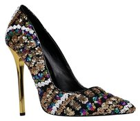 Privileged Closed-toe Daytonoir Multi/Print Pumps