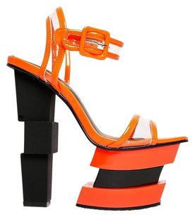 Privileged Orange Sandals