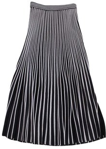 Proenza Schouler Black Knit Skirt