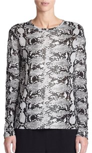 Proenza Schouler Black White Top Multi-Color
