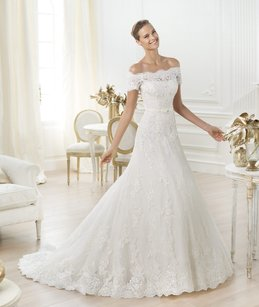 Pronovias Letour Wedding Dress