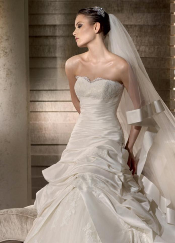 Tulle Empire Ball Gown