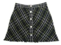 Rachel Roy Rachel Winter The Alicia Up Skirt Multi-Color