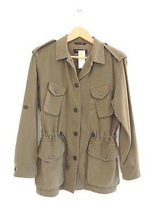 Rag & Bone Burnt Olive Jacket