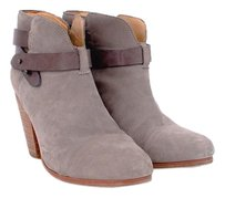 Rag & Bone Harrow Boot Grey Gray Boots