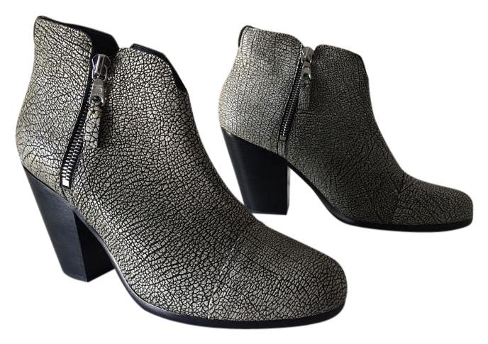 Rag & Bone Margot Textured Ankle Boots cheap sale find great buy cheap 100% authentic Q0ZcfK8X